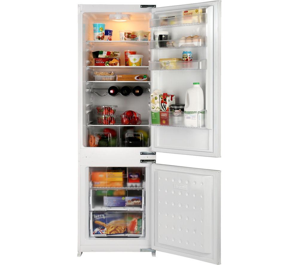 Buy beko bc732c integrated fridge freezer free delivery - Integrated freezer ...