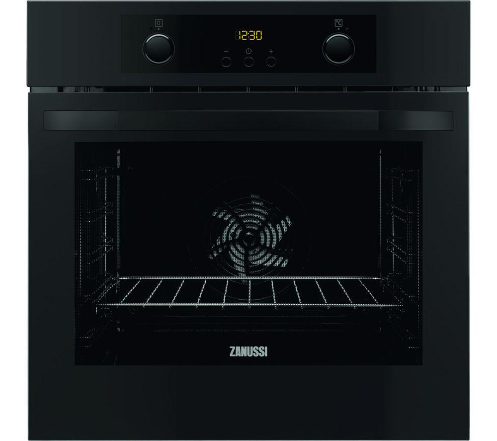 ZANUSSI  ZOA35802BK Electric Oven  Black Black