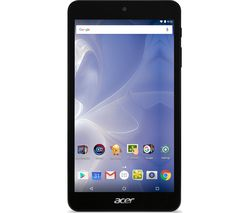 "ACER B1-780 Iconia One 7"" Tablet - 16 GB, Black"