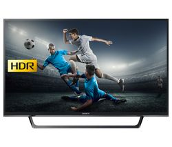 "SONY BRAVIA KDL49WE663BU 49"" Smart HDR LED TV"