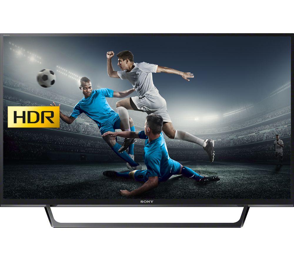 "SONY BRAVIA KDL49WE663BU 49"" Smart HDR LED TV + HT-CT290 2.1 Wireless Sound Bar"