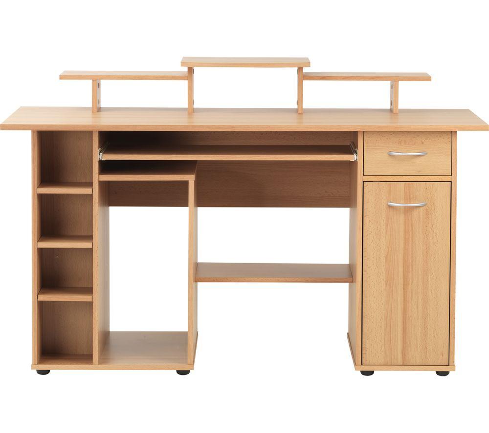 ALPHASON San Diego Desk - Beech