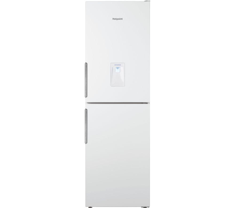 HOTPOINT LAL85 FF1I W WTD 5050 Fridge Freezer  White White