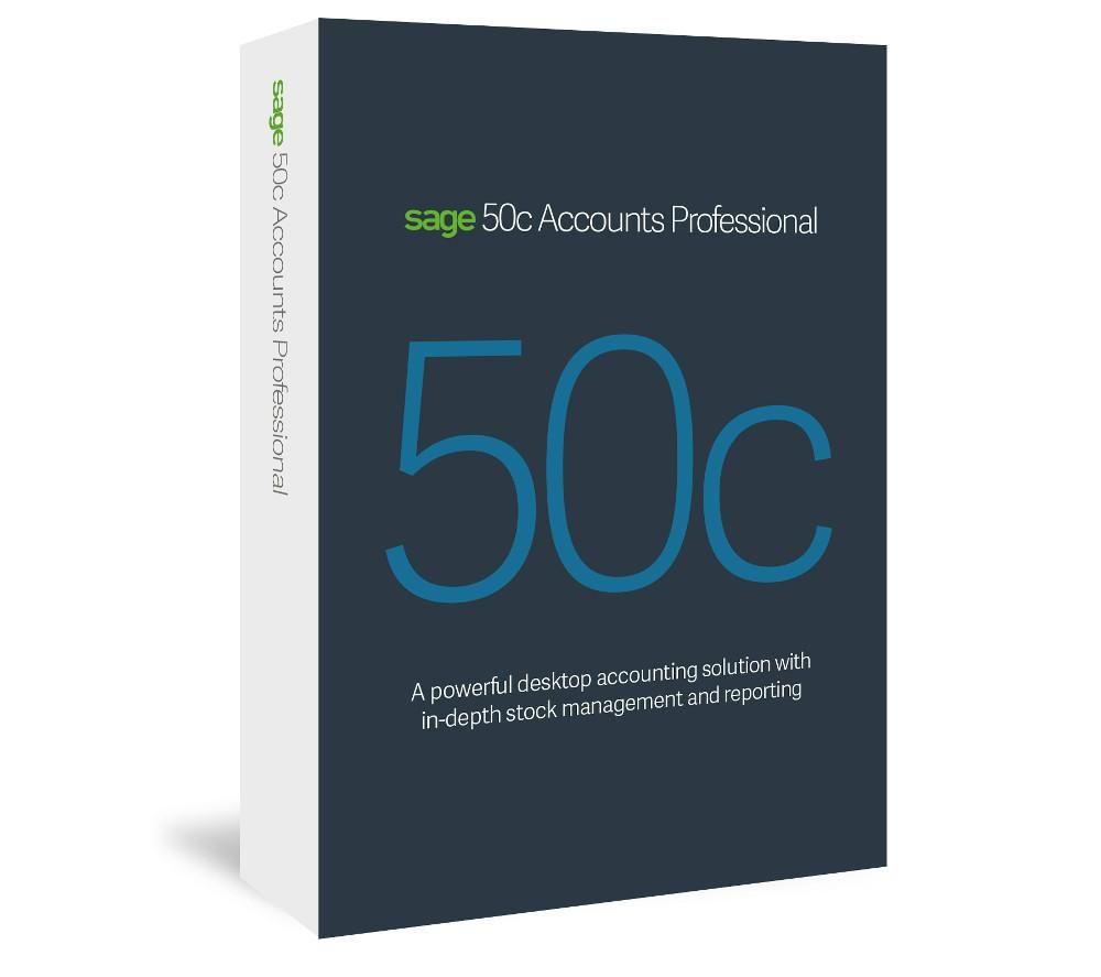 SAGE 50c Accounts Professional