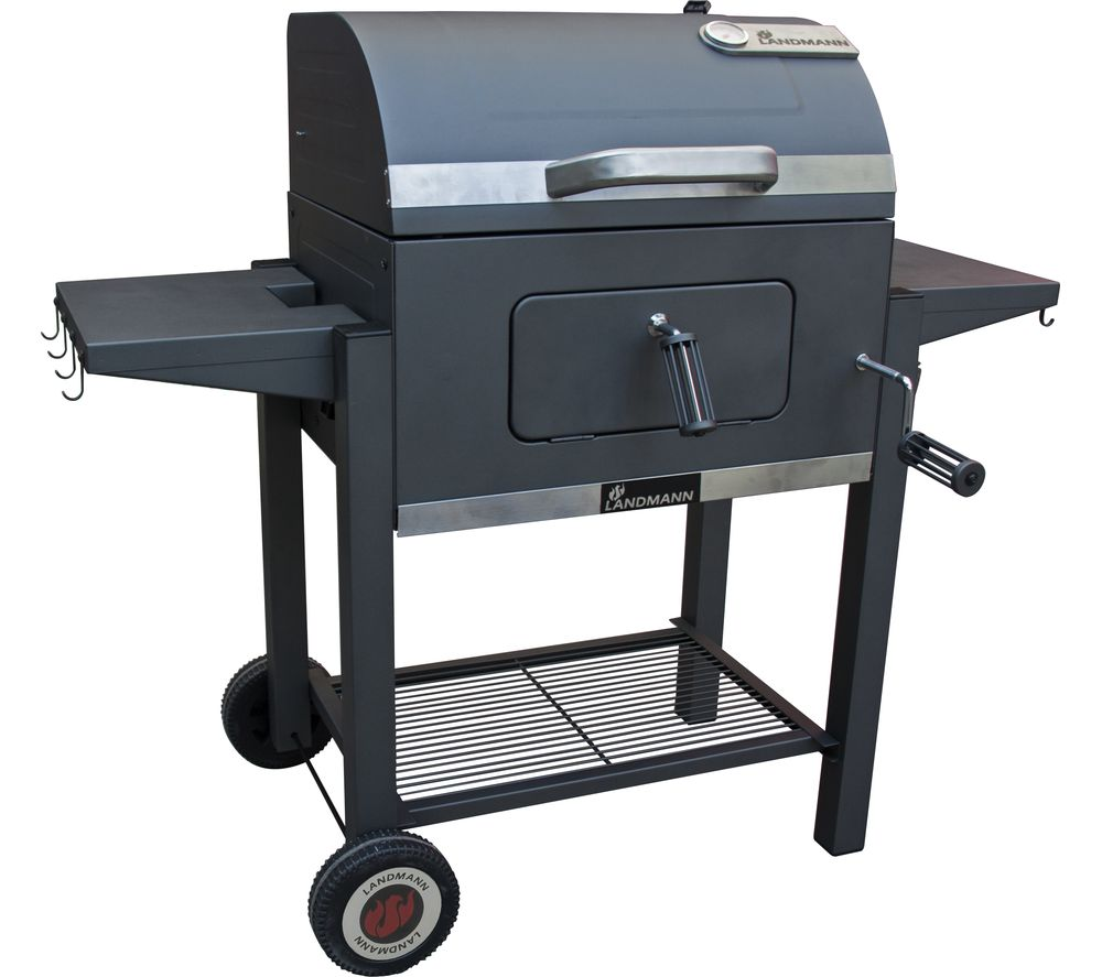 Buy LANDMANN Tennessee Broiler Drum Charcoal BBQ