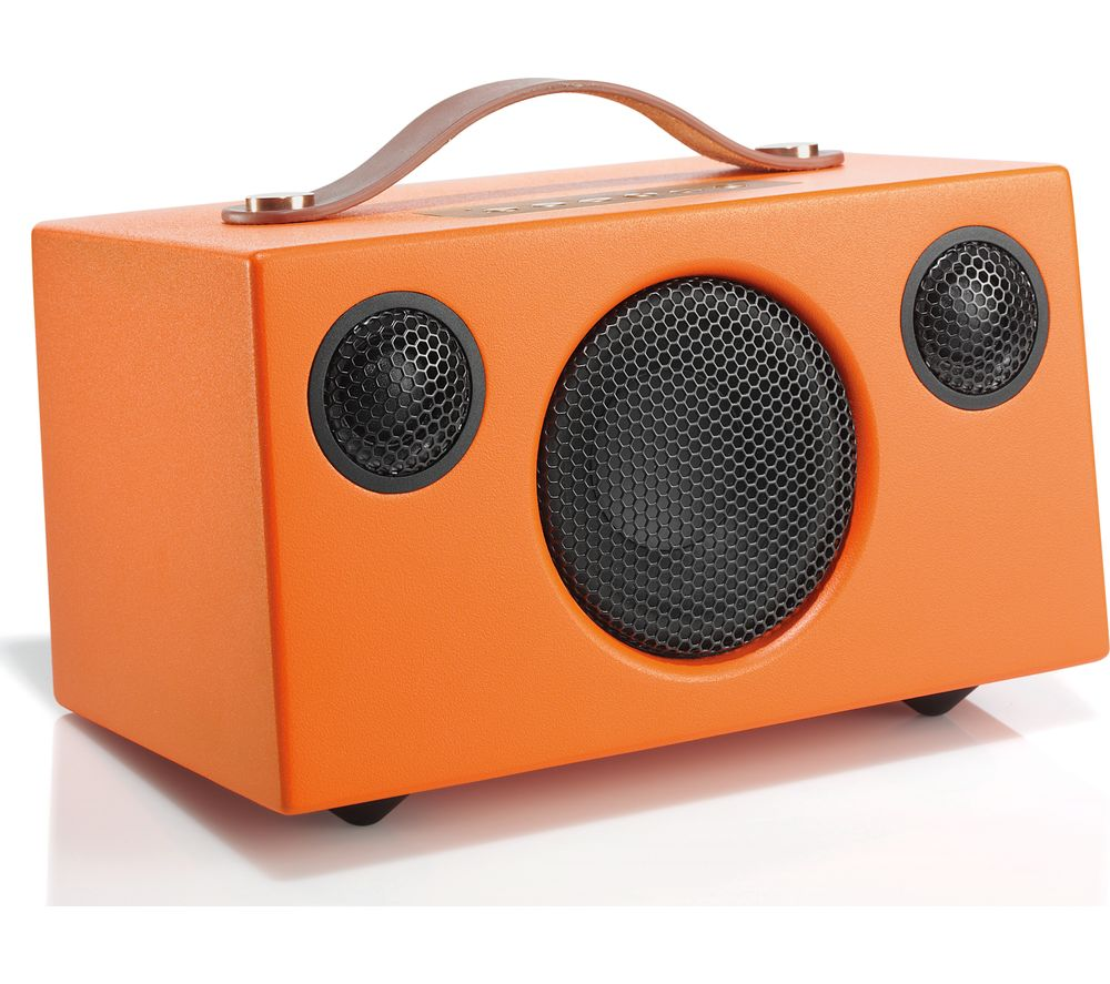 Image of AUDIO PRO Addon T3 Portable Bluetooth Wireless Speaker - Orange, Orange