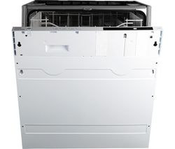ESSENTIALS CID60W12 Full-size Integrated Dishwasher