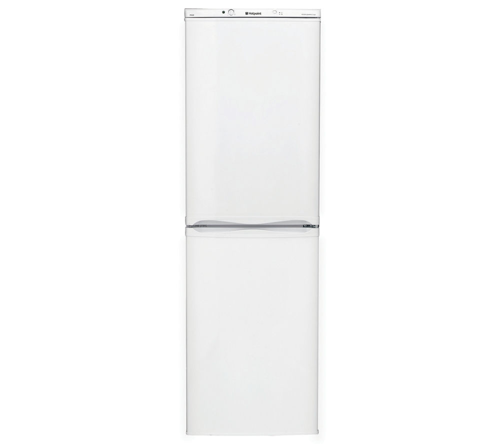 HOTPOINT  FFAA52P Fridge Freezer  White White