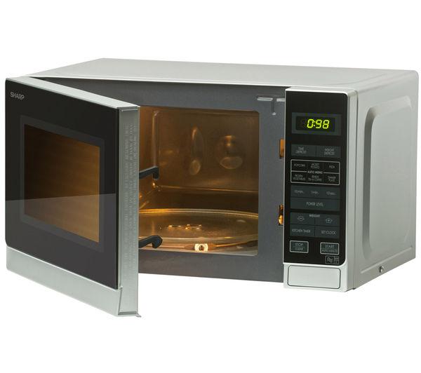 R272slm 20 L Solo Mi Sharp R272slm Solo Microwave