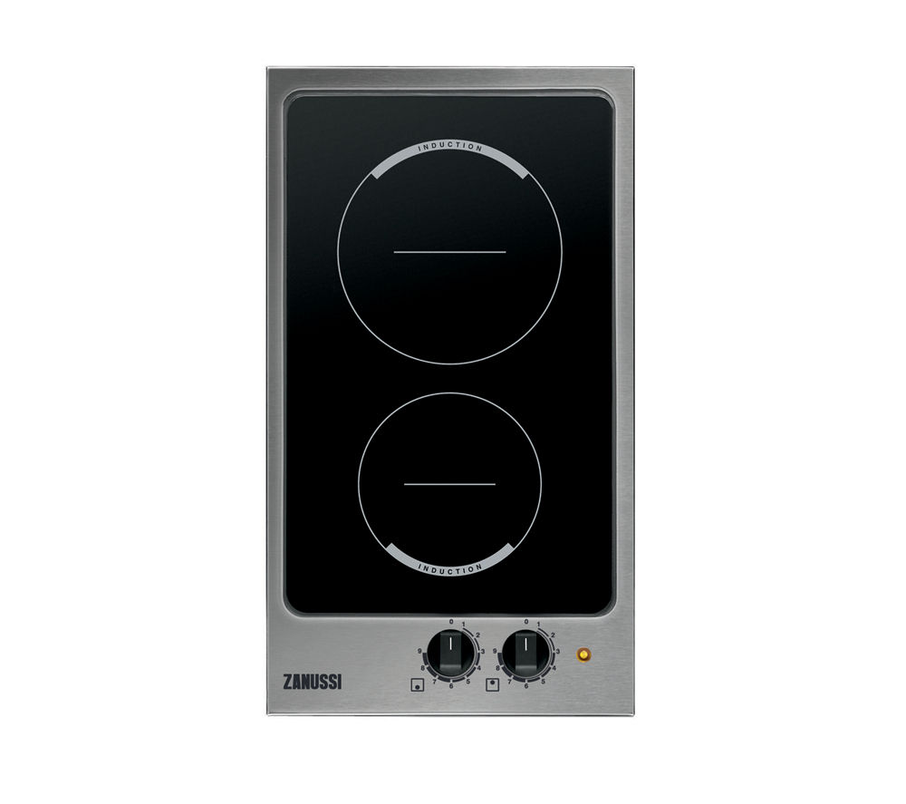 ZANUSSI ZEI3921IBA Induction Hob - Stainless Steel