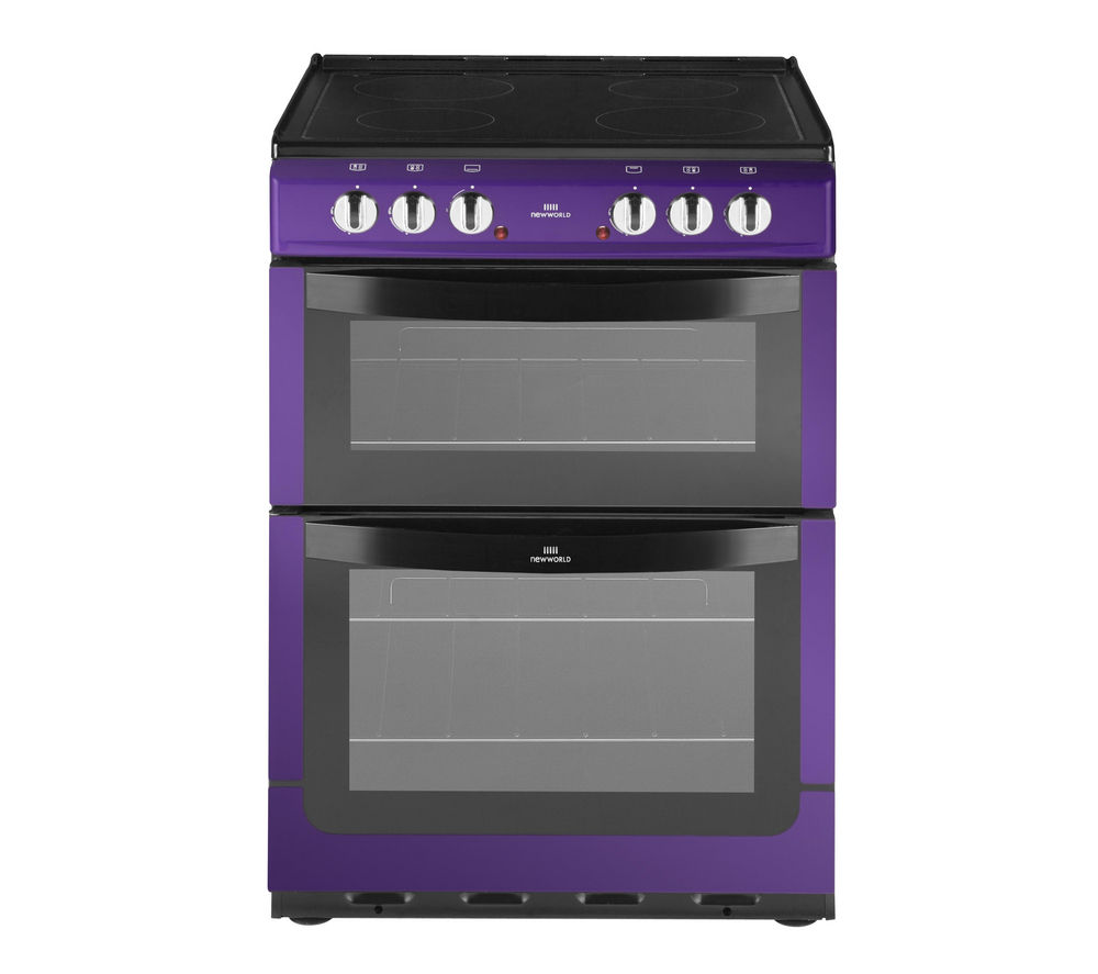 NW601EDO Electric Cooker  Metallic Purple  Free Delivery  Currys