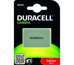 DURACELL DR9933 Lithium-ion Rechargeable Camera Battery