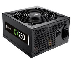 CORSAIR CX750 Fixed ATX PSU - 750 W