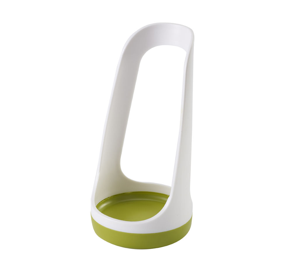 JOSEPH JOSEPH Spoon Base Utensil Rest - White & Green