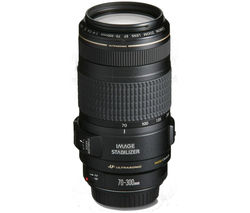 CANON EF 70-300 mm f/4-5.6 USM IS Telephoto Zoom Lens