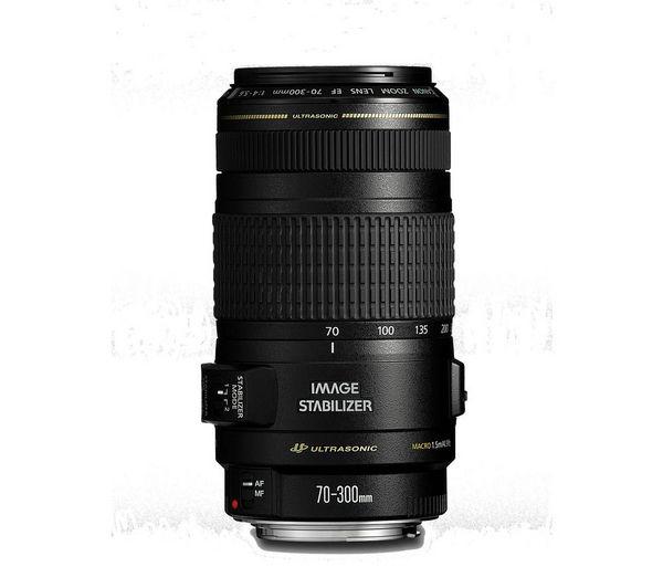 canon ef 70 300 mm f 4 5 6 usm is telephoto zoom lens. Black Bedroom Furniture Sets. Home Design Ideas