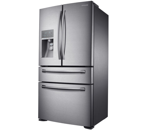What Is An American Fridge Freezer Part - 26: SAMSUNG RF24HSESBSR American-Style Fridge Freezer - Real Stainless