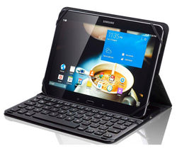 SANDSTROM S10UKBF14 Keyboard Folio Tablet Case - Black