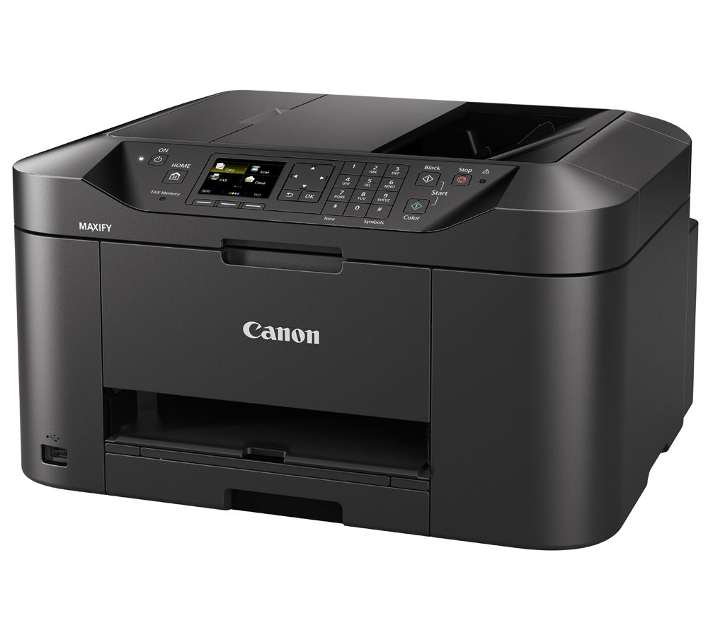 Image of Canon Maxify MB2050 All-in-One Wireless Inkjet Printer with Fax