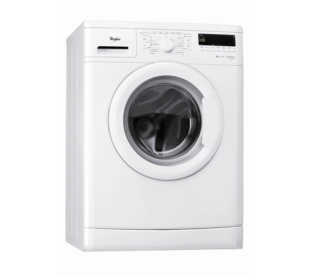 Buy WHIRLPOOL WWDC8200 Washing Machine - White | Free ...