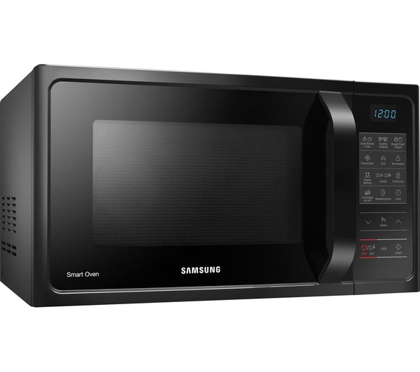 how to clean a samsung microwave