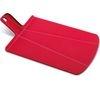 JOSEPH JOSEPH Chop2Pot Plus Large Chopping Board - Red