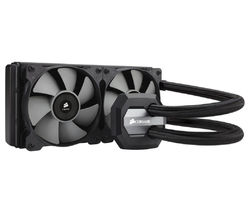 CORSAIR Hydro H100I v2 240 mm CPU Cooler
