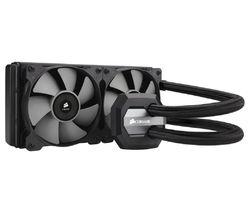 CORSAIR Hydro H100I v2 240 mm CPU Cooler