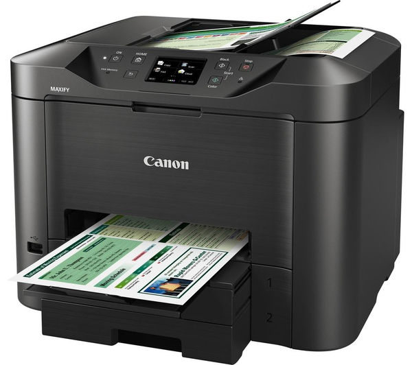 Canon MAXIFY MB5350 Inkjet All-In-One Color Printer
