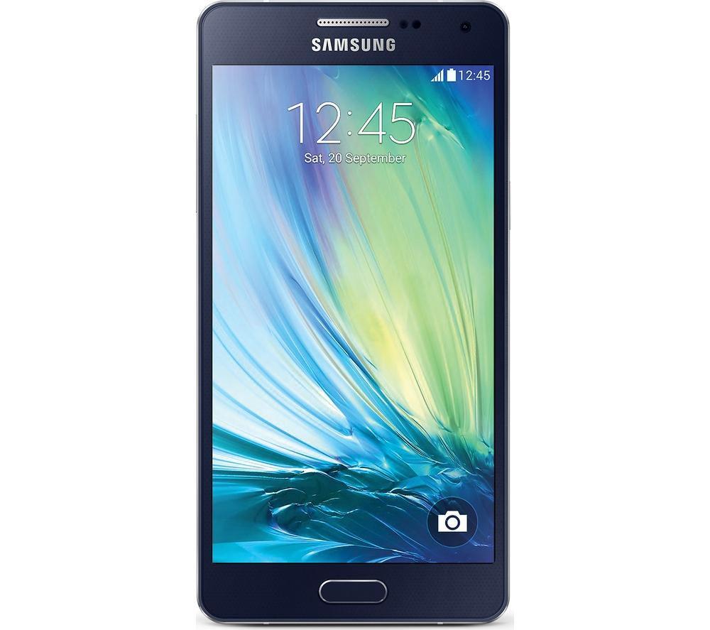 Samsung Galaxy A5  16 GB Black Black