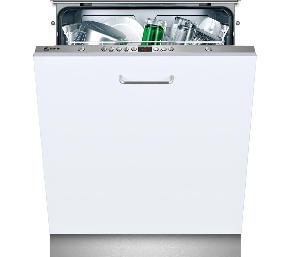 Image of Neff S51L53X0GB Full-size Integrated Dishwasher