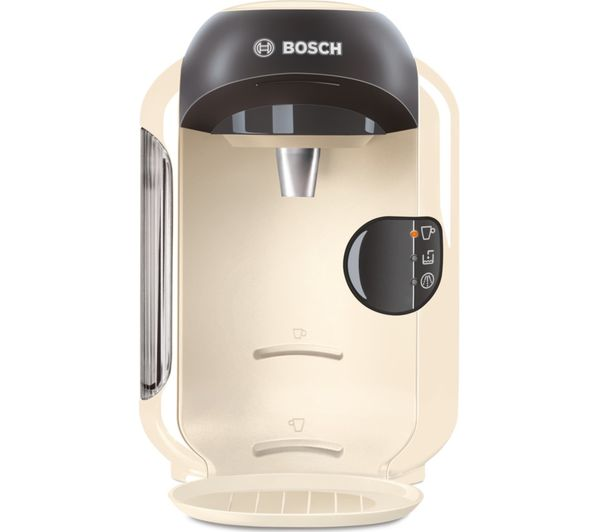 Buy TASSIMO by Bosch Vivy II TAS1257GB Hot Drinks Machine  Cream