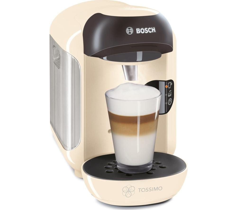 Buy Tassimo By Bosch Vivy Ii Tas1257gb Hot Drinks Machine