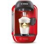 BOSCH Tassimo Vivy II TAS1253GB Hot Drinks Machine - Red