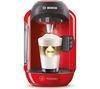TASSIMO by Bosch Vivy II TAS1253GB Hot Drinks Machine - Red