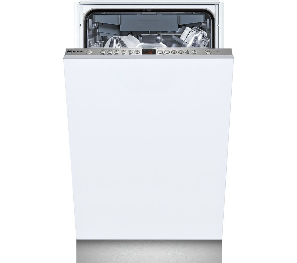 NEFF S58T69X1GB Slimline Integrated Dishwasher