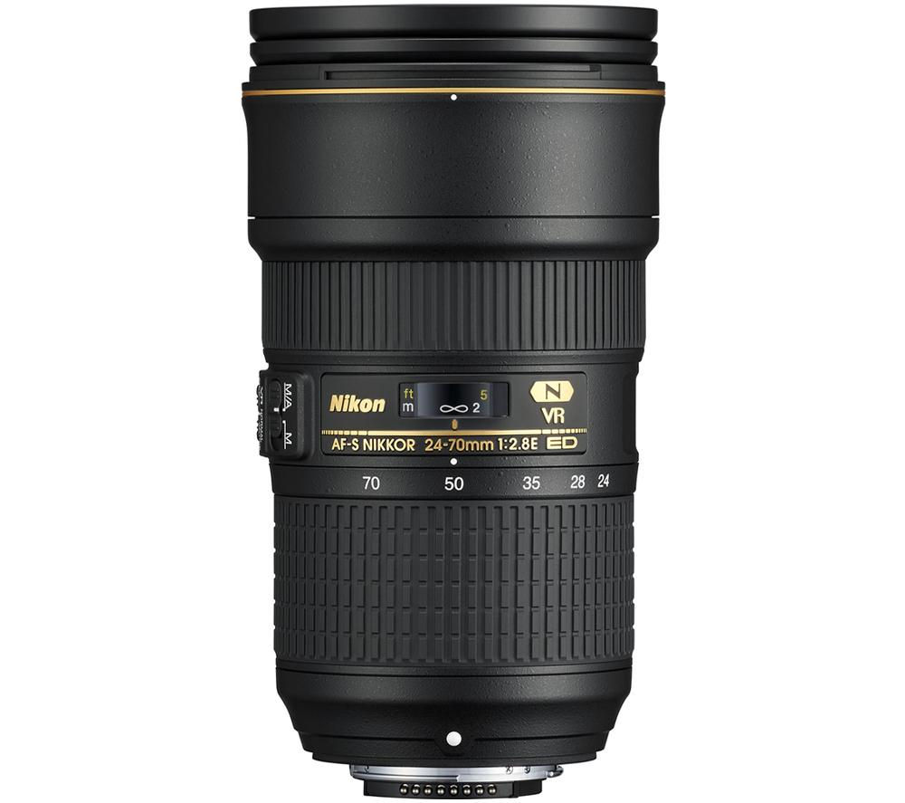 nikon af s nikkor 24 70 mm f 2 8e ed vr wide angle zoom. Black Bedroom Furniture Sets. Home Design Ideas