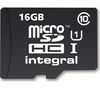 INTEGRAL UltimaPro Class 10 microSD Memory Card - 16 GB