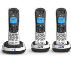 BT 2100 Cordless Phone - Triple Handsets