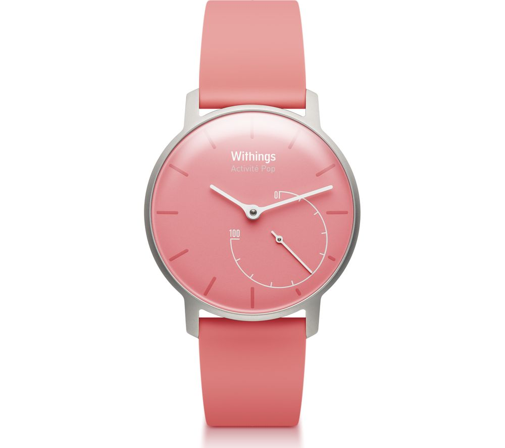 WITHINGS Activité Pop - Coral Pink