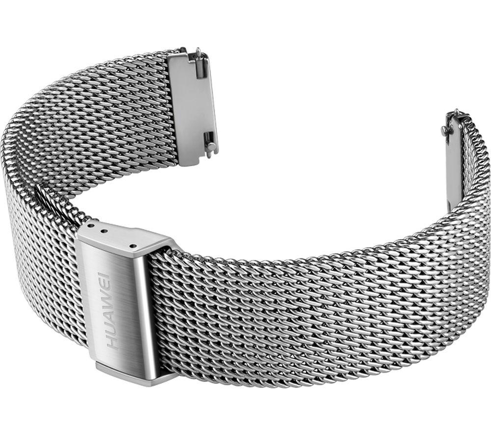 HUAWEI Smartwatch Strap - Silver Mesh