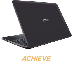 "ASUS X556UA 15.6"" Laptop - Black"
