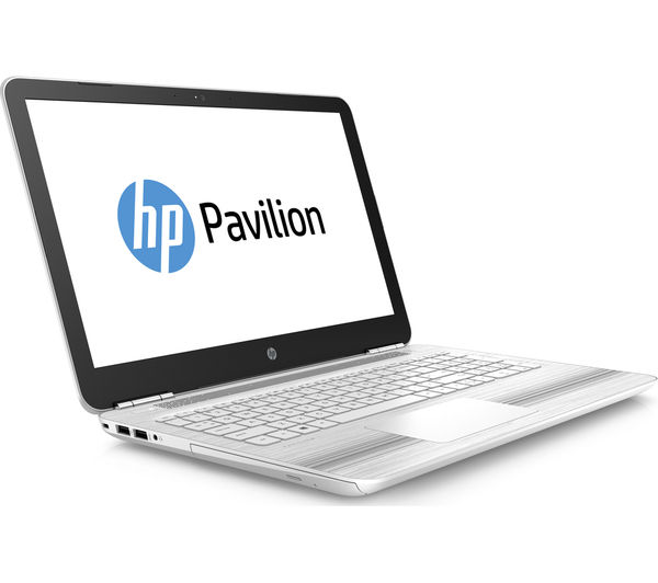 hp pavilion 15 au076sa 15 6 laptop white office 365 personal deals pc world. Black Bedroom Furniture Sets. Home Design Ideas