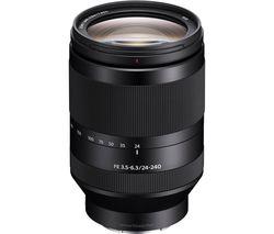 SONY SEL24240 FE 24-240 mm f/3.5-6.3 OSS Telephoto Zoom Lens
