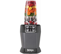 Nutri Ninja BL480 Blender - Space Grey