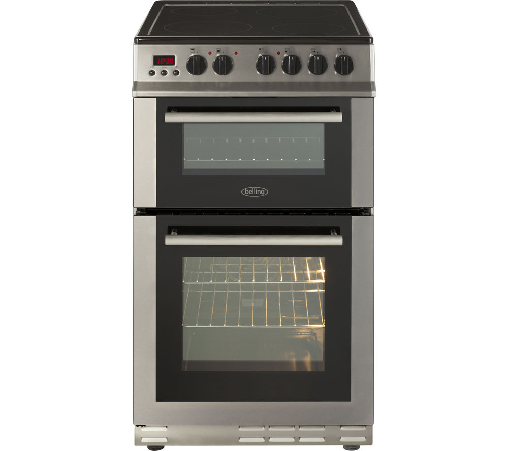 Electric Cookers Freestanding ~ Buy belling bel fs edopc cm electric ceramic cooker