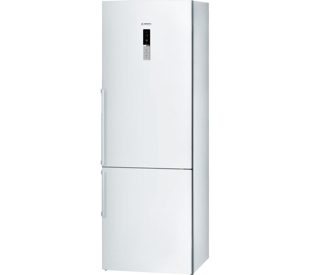 BOSCH  Serie 6 KGN49AW24G Fridge Freezer  White White
