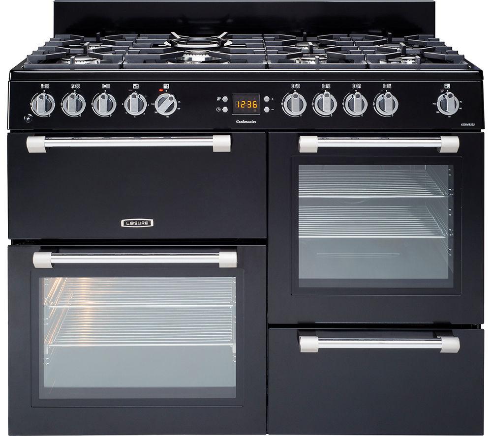 buy leisure cookmaster ck110f232k dual fuel range cooker. Black Bedroom Furniture Sets. Home Design Ideas