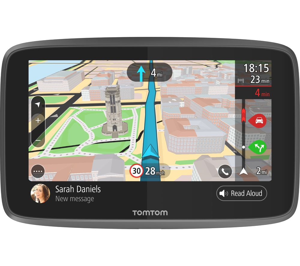 tomtom go 5200 5 sat nav with worldwide maps deals pc world. Black Bedroom Furniture Sets. Home Design Ideas