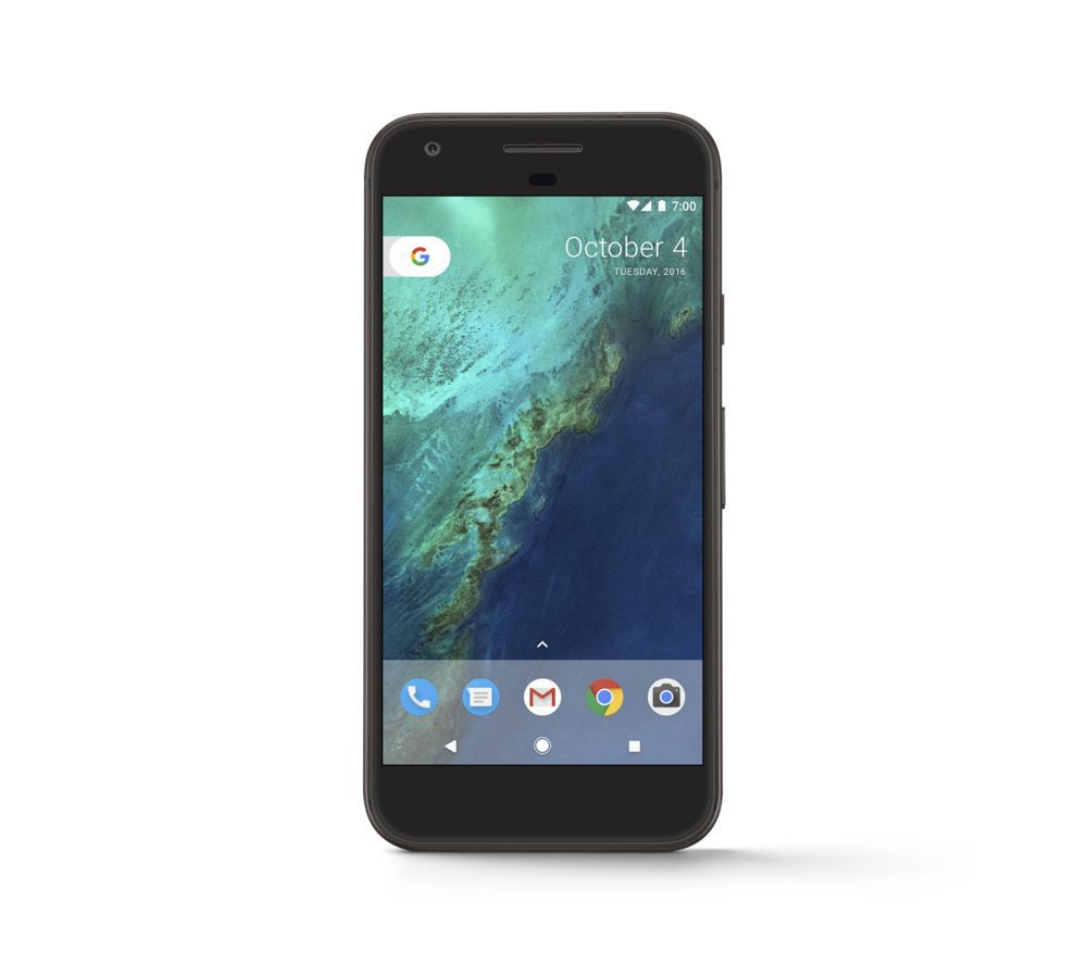 PIXEL  Phone by Google  32 GB Black Black